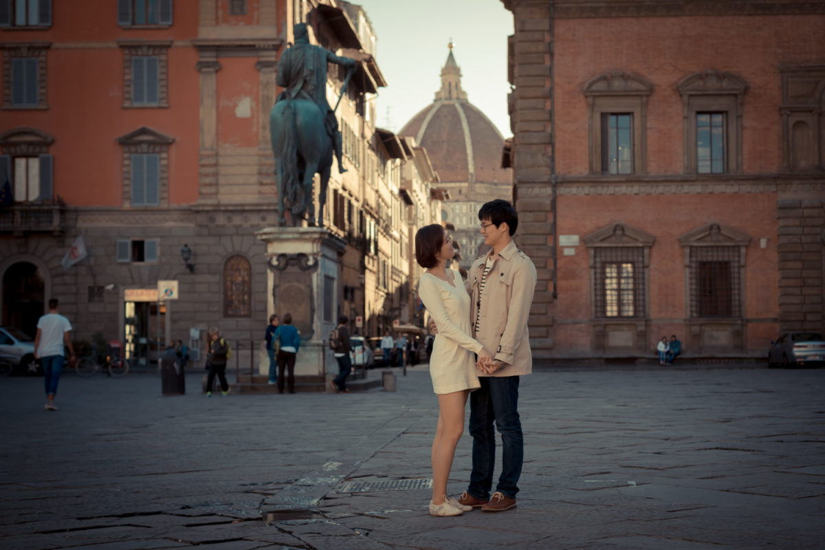 Honeymoon In the Heart Of Tuscany